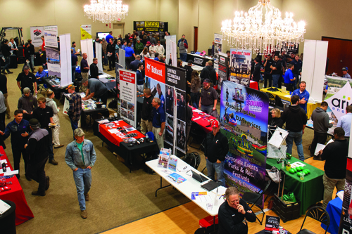 UNOH Students attend Career Fair