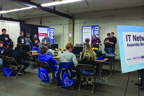 UNOH Plays Major Role In MakerFest 2019